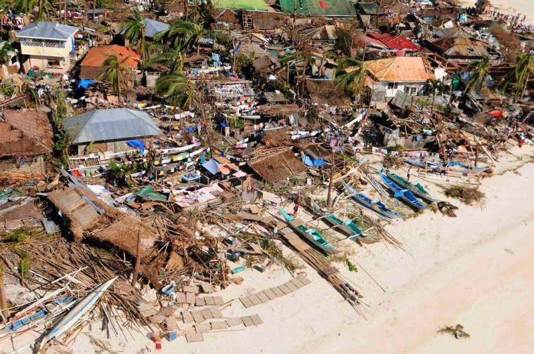 My Heart Goes Out to Typhoon Yolanda (Haiyan) Victims